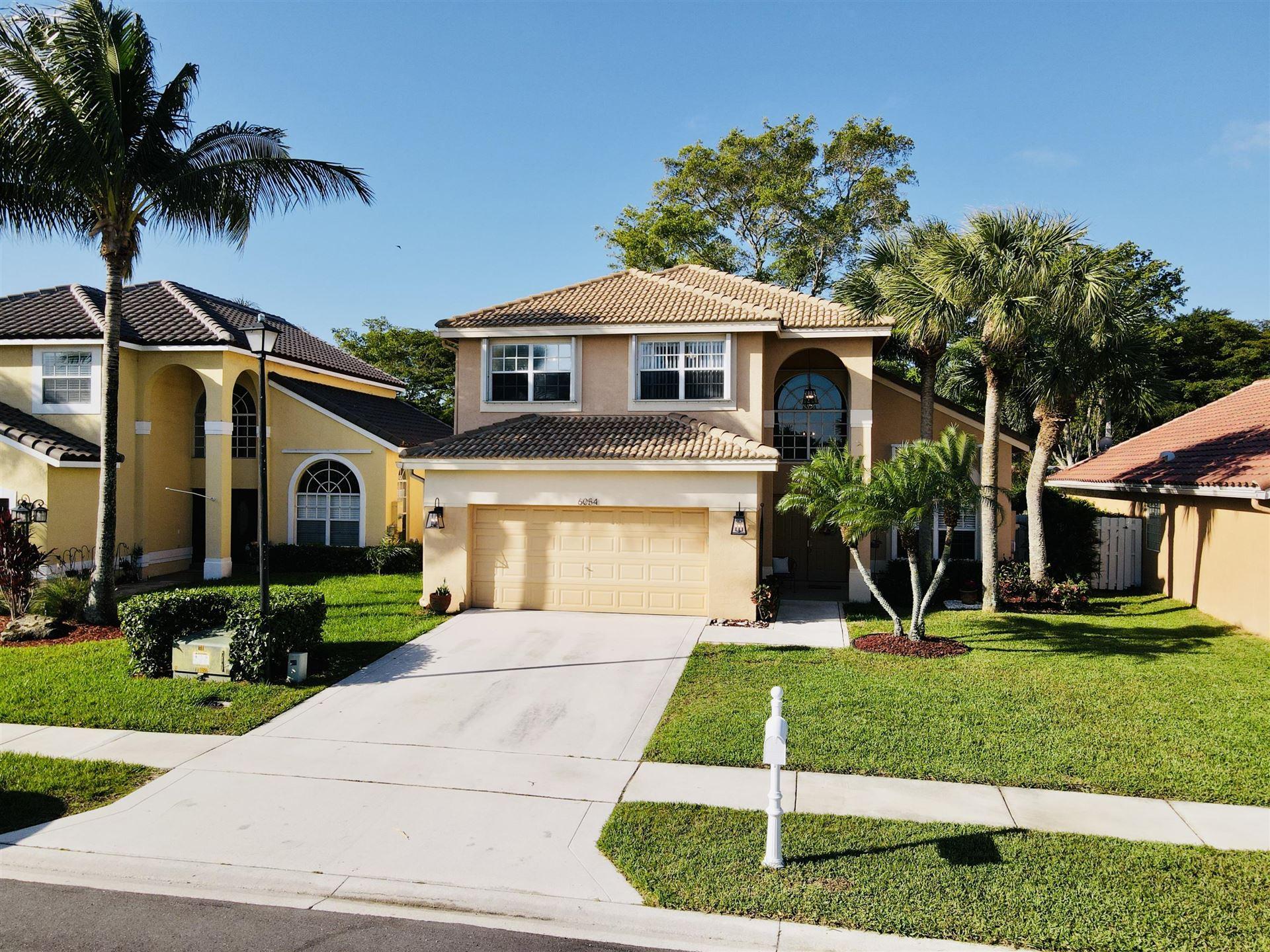 6054 Newport Village Way, Lake Worth, FL 33463 - #: RX-10700413