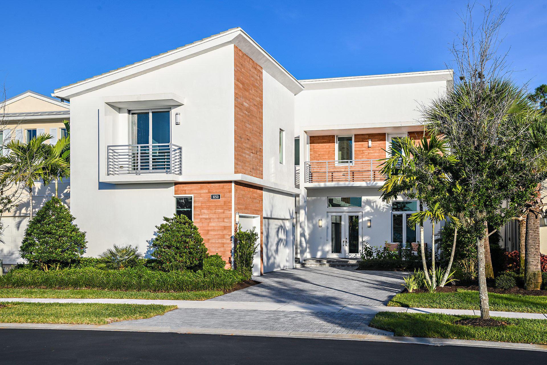 Photo of 1050 Faulkner Terrace, Palm Beach Gardens, FL 33418 (MLS # RX-10708413)