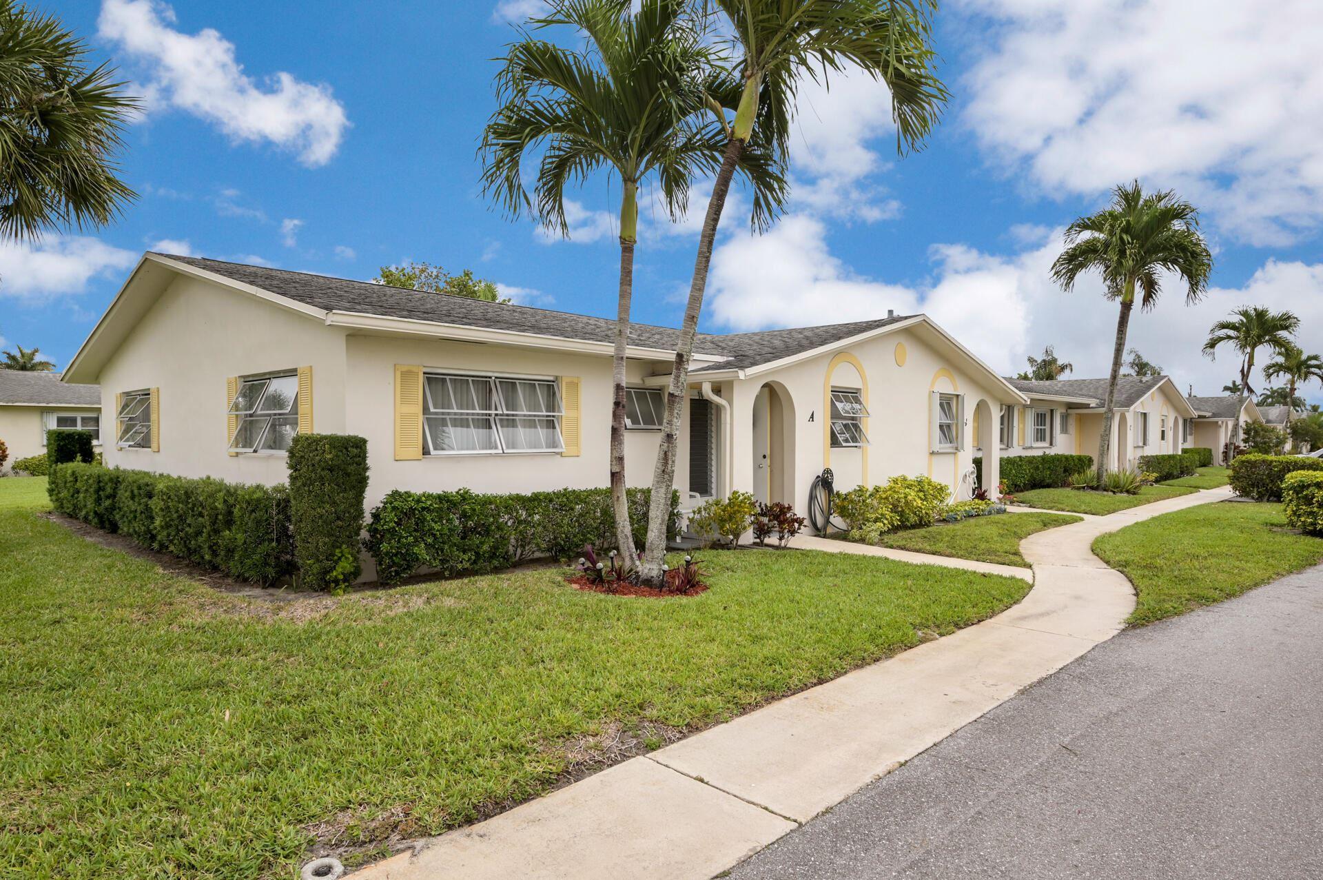 2616 Emory A Drive E #A, West Palm Beach, FL 33415 - MLS#: RX-10710413