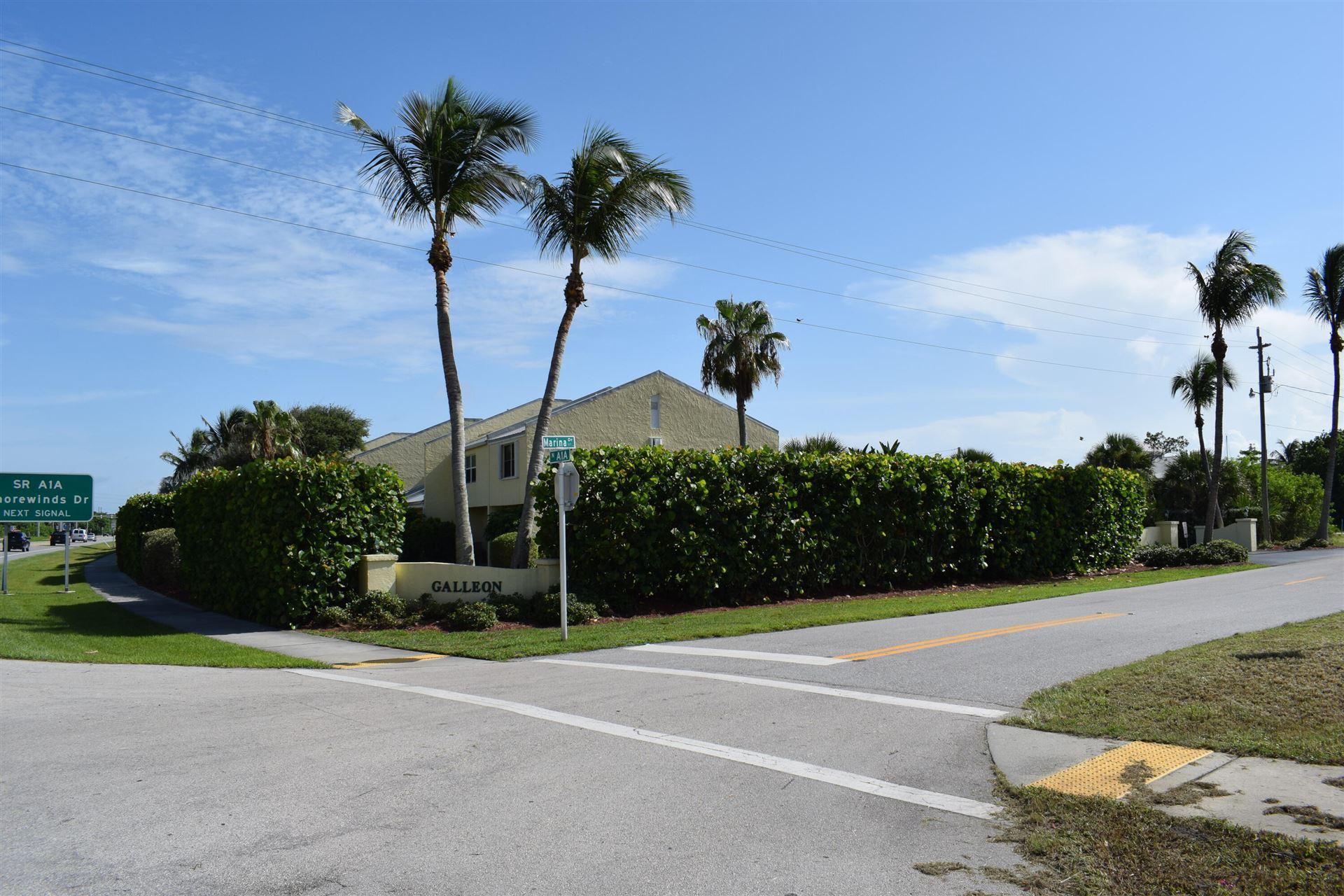 2707 N Highway A1a #G, Fort Pierce, FL 34949 - #: RX-10731413
