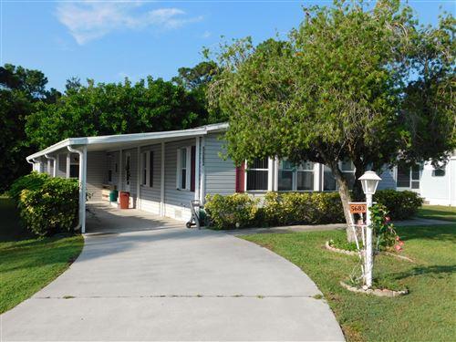 Photo of 5683 Sandfly Court #27, Fort Pierce, FL 34982 (MLS # RX-10734414)