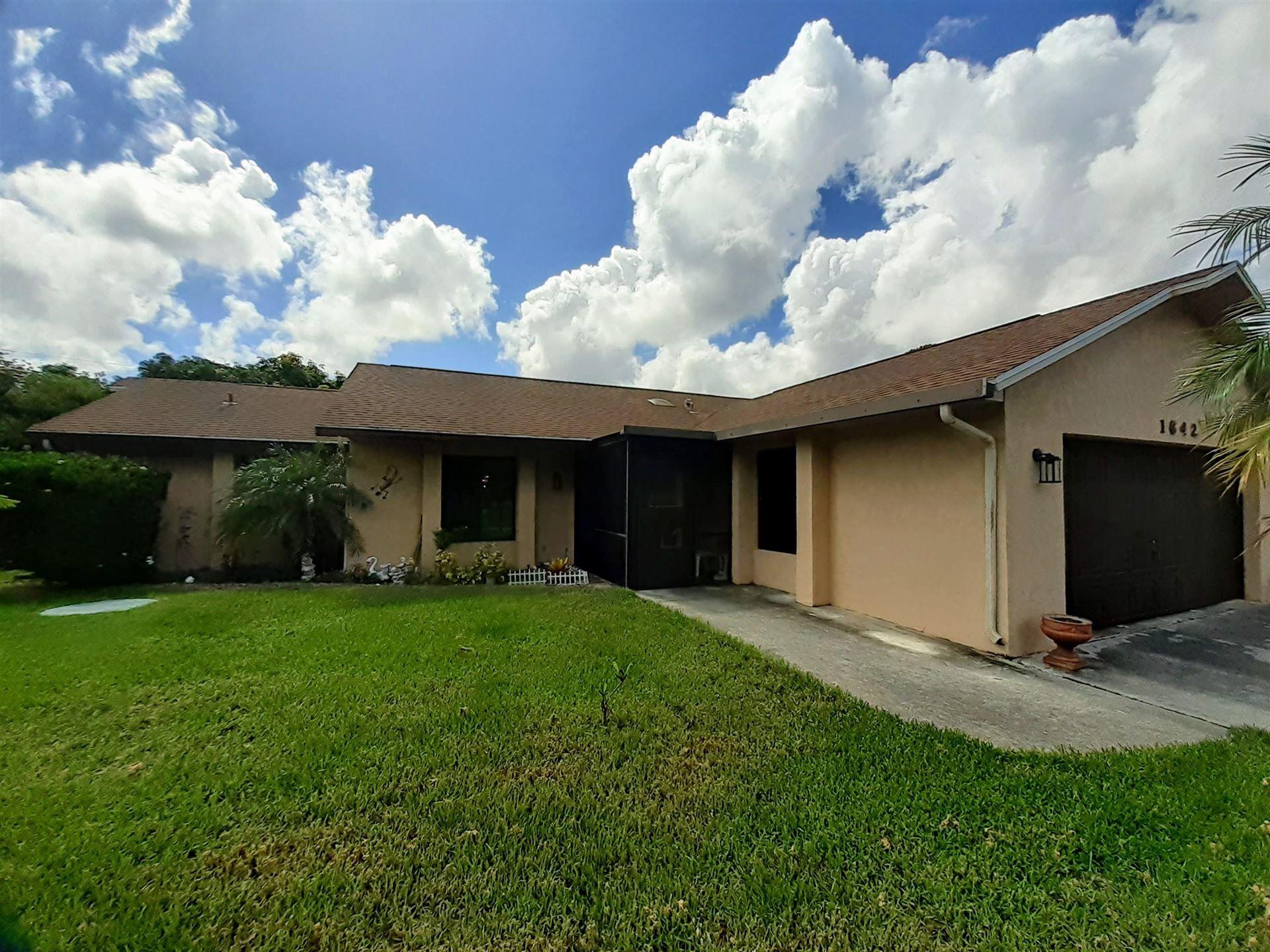 1642 SE Pleasantview Street, Port Saint Lucie, FL 34983 - #: RX-10636414