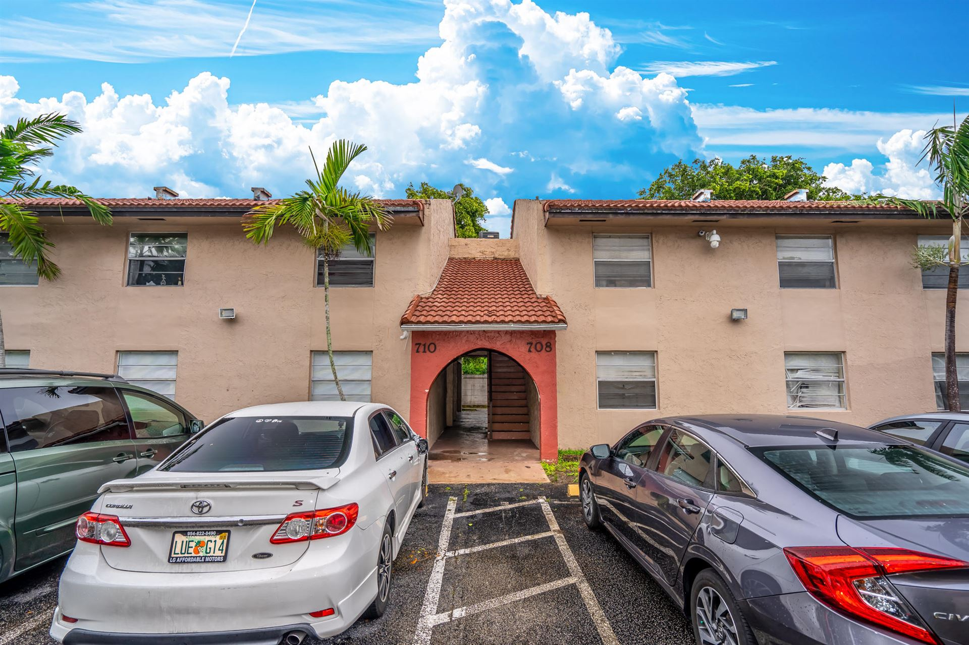 708 SW 81st Avenue #5b, North Lauderdale, FL 33068 - #: RX-10655414