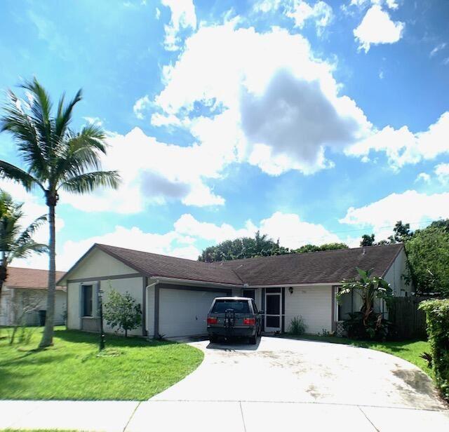 7744 Cedro Court, Lake Worth, FL 33467 - MLS#: RX-10746414