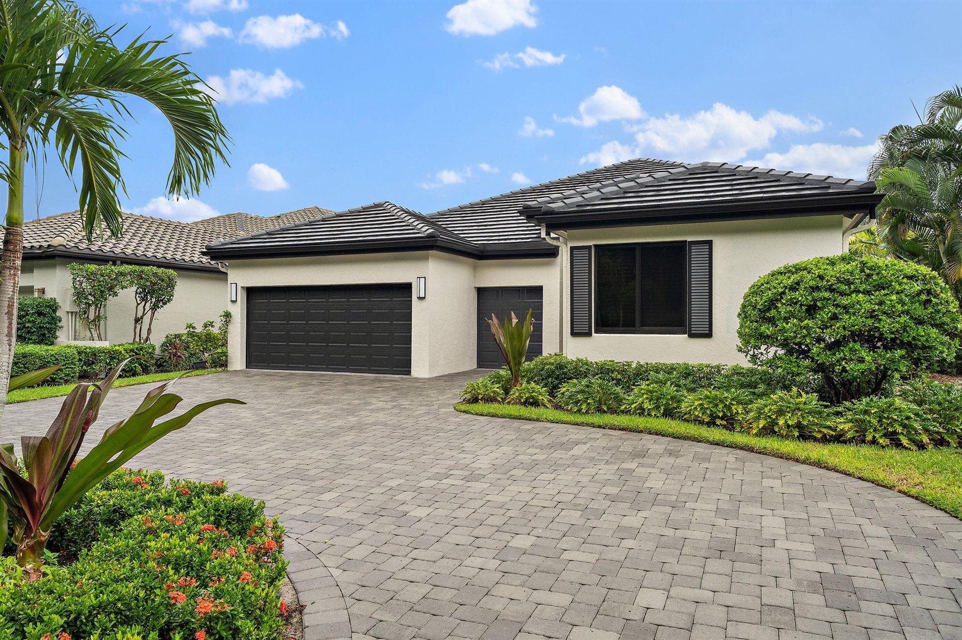 Photo of 3811 Toulouse Drive, Palm Beach Gardens, FL 33410 (MLS # RX-10665415)