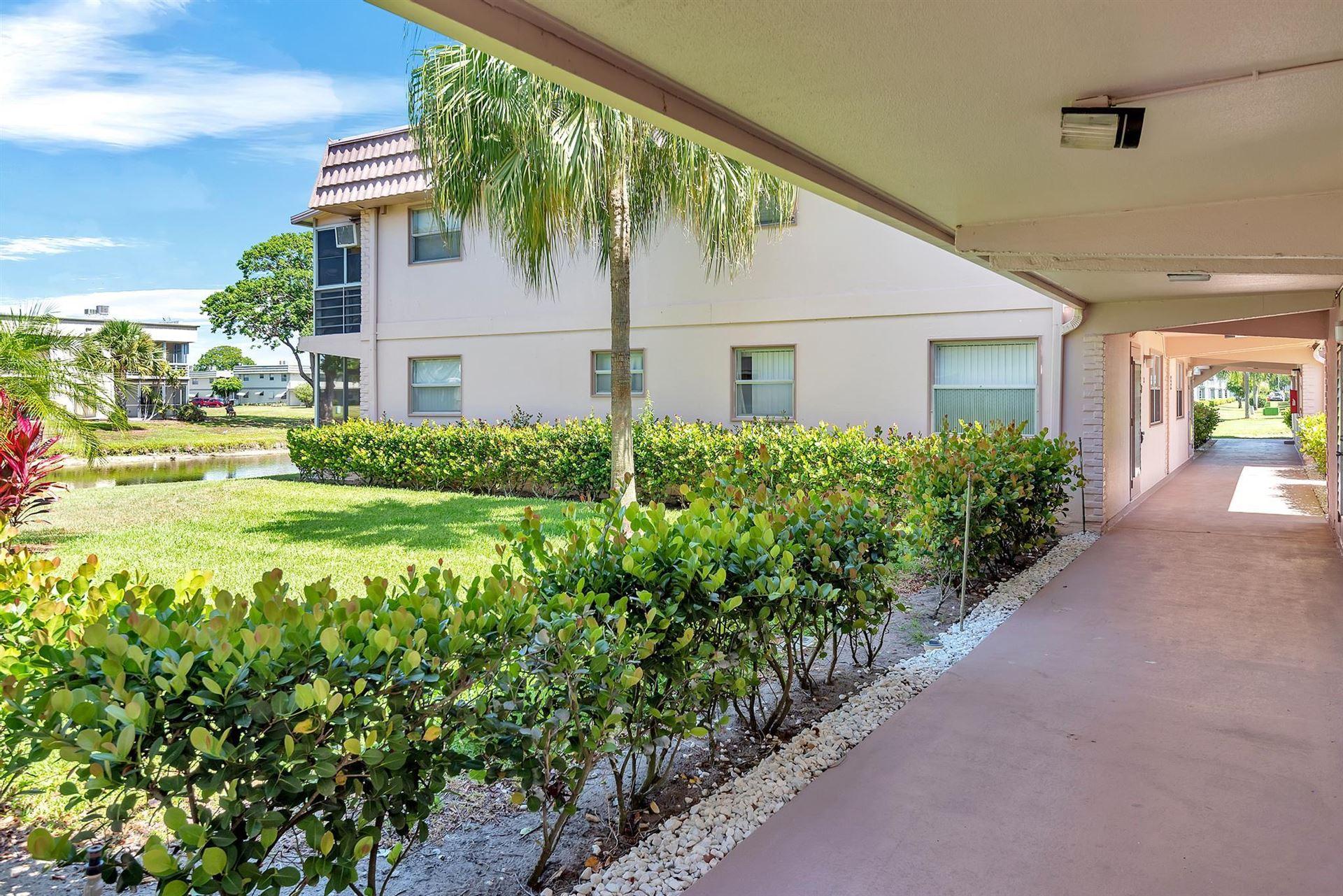 356 Saxony #H, Delray Beach, FL 33446 - MLS#: RX-10723415