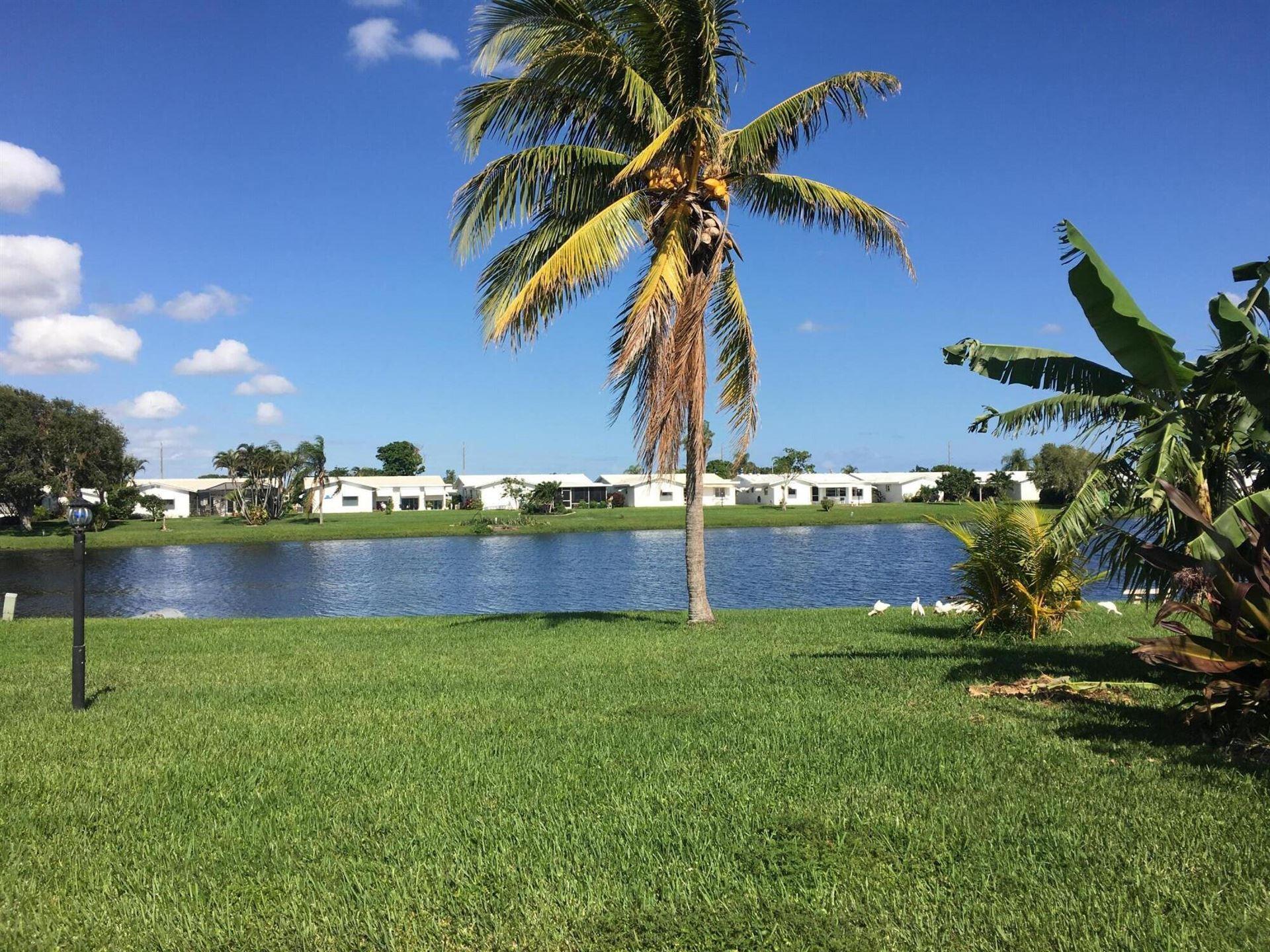 2011 SW Roma Way, Boynton Beach, FL 33426 - MLS#: RX-10753415