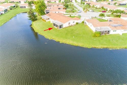 Photo of Listing MLS rx in 6056 Via Silvanus #A Delray Beach FL 33484