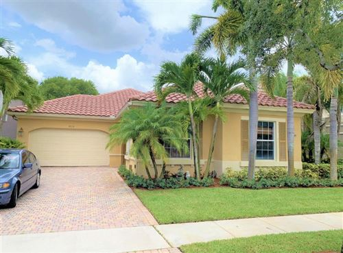 Photo of 9773 Cobblestone Creek Drive, Boynton Beach, FL 33472 (MLS # RX-10643416)