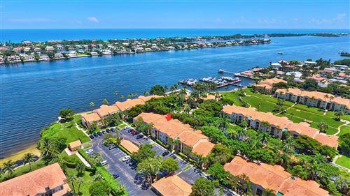 Foto de inmueble con direccion 160 Yacht Club Way #105 Hypoluxo FL 33462 con MLS RX-10645416