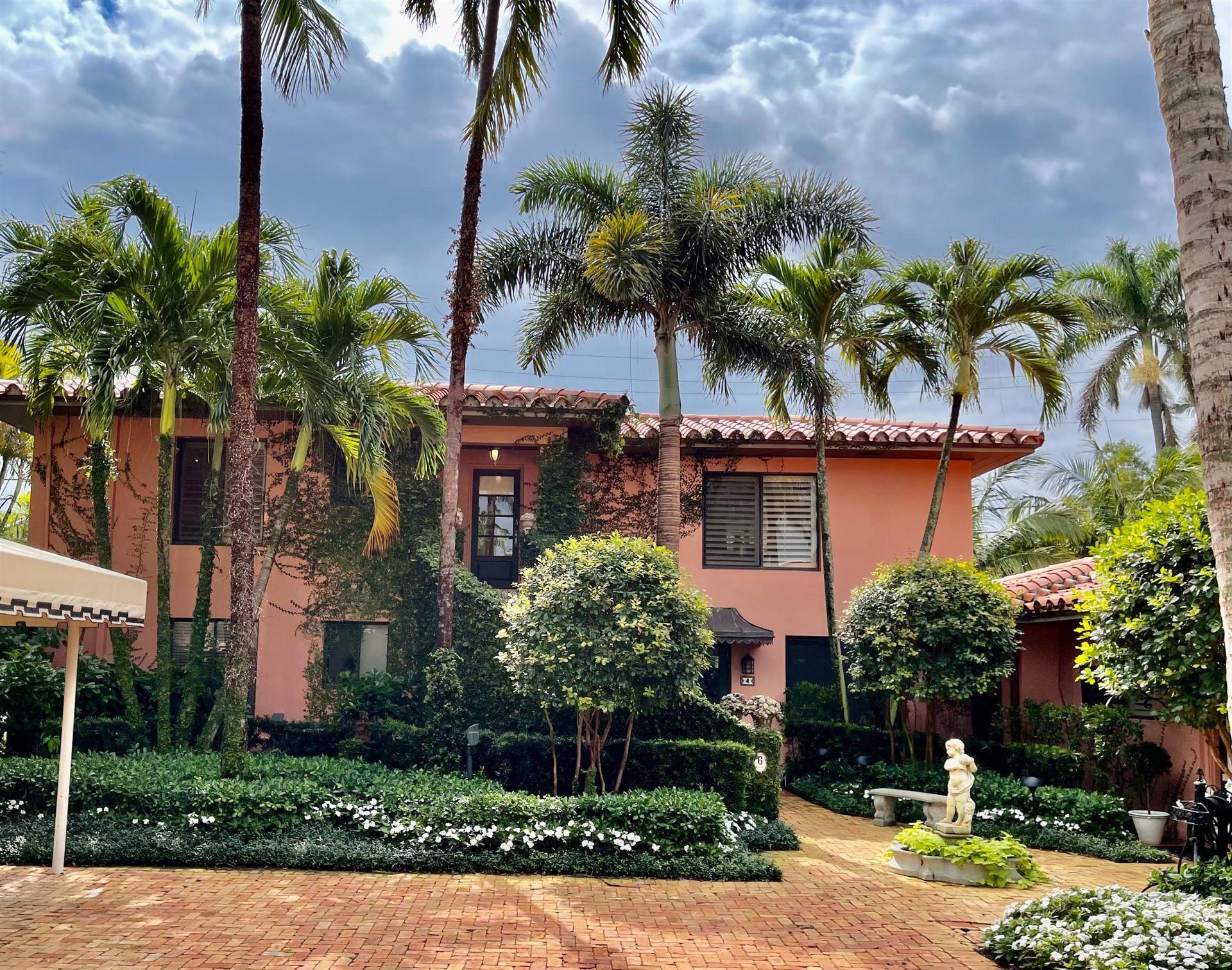 226 Chilean Avenue #6, Palm Beach, FL 33480 - #: RX-10691416
