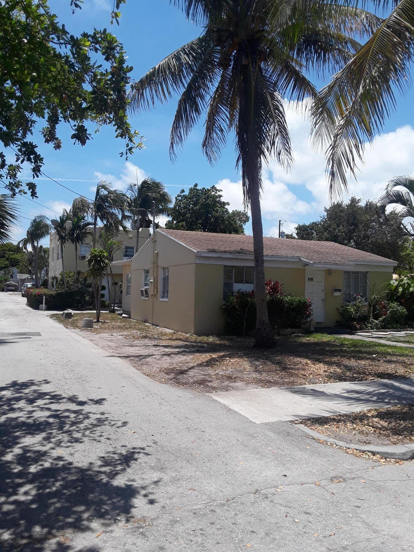 610 35th Street, West Palm Beach, FL 33407 - MLS#: RX-10720416