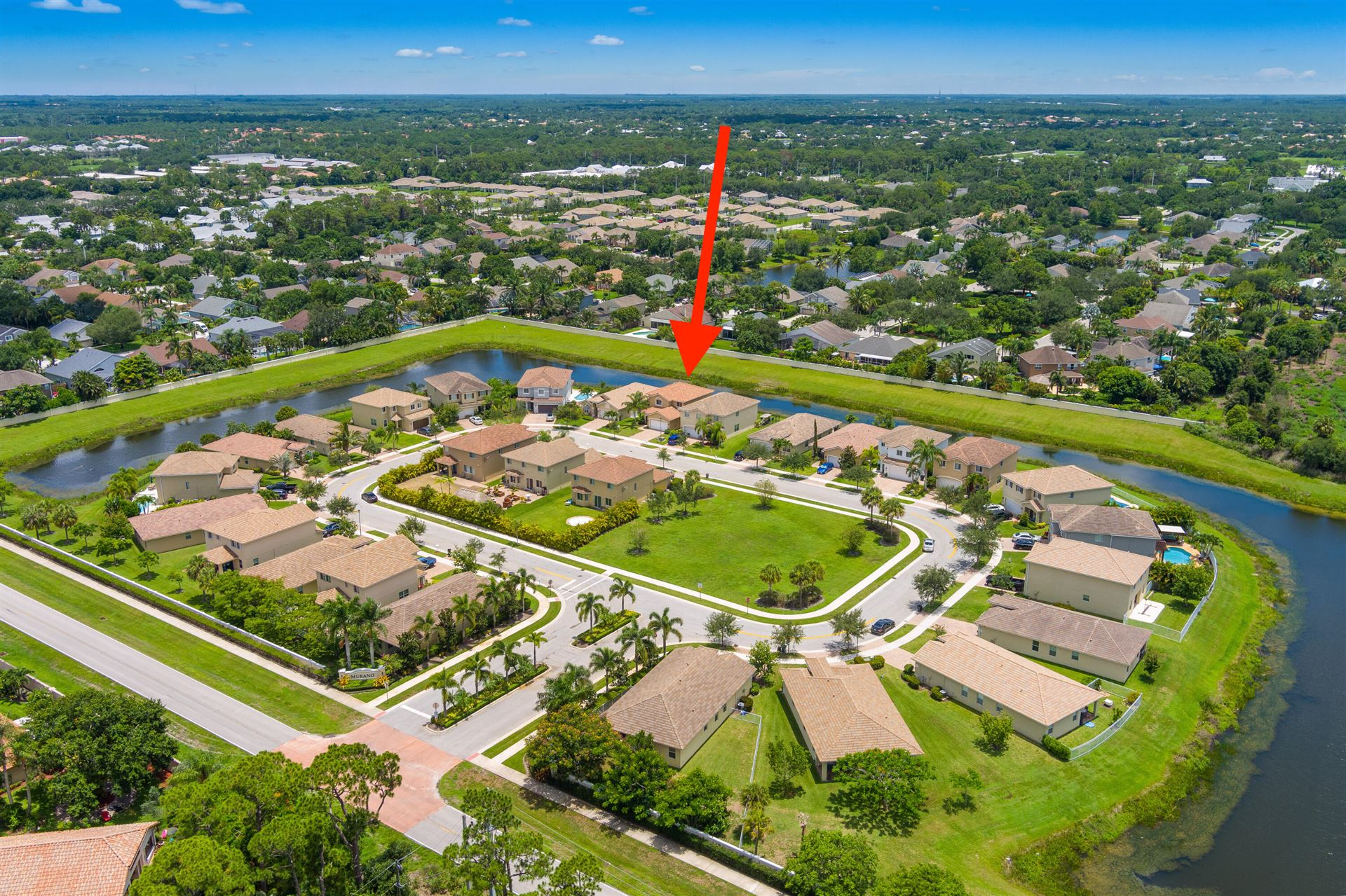 Photo of 2649 SW Gallery Circle, Palm City, FL 34990 (MLS # RX-10733416)