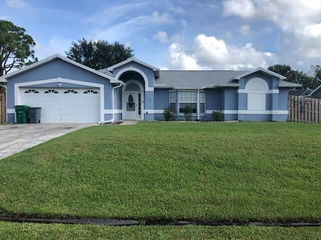 165 SW Eyerly Avenue, Port Saint Lucie, FL 34983 - #: RX-10748416