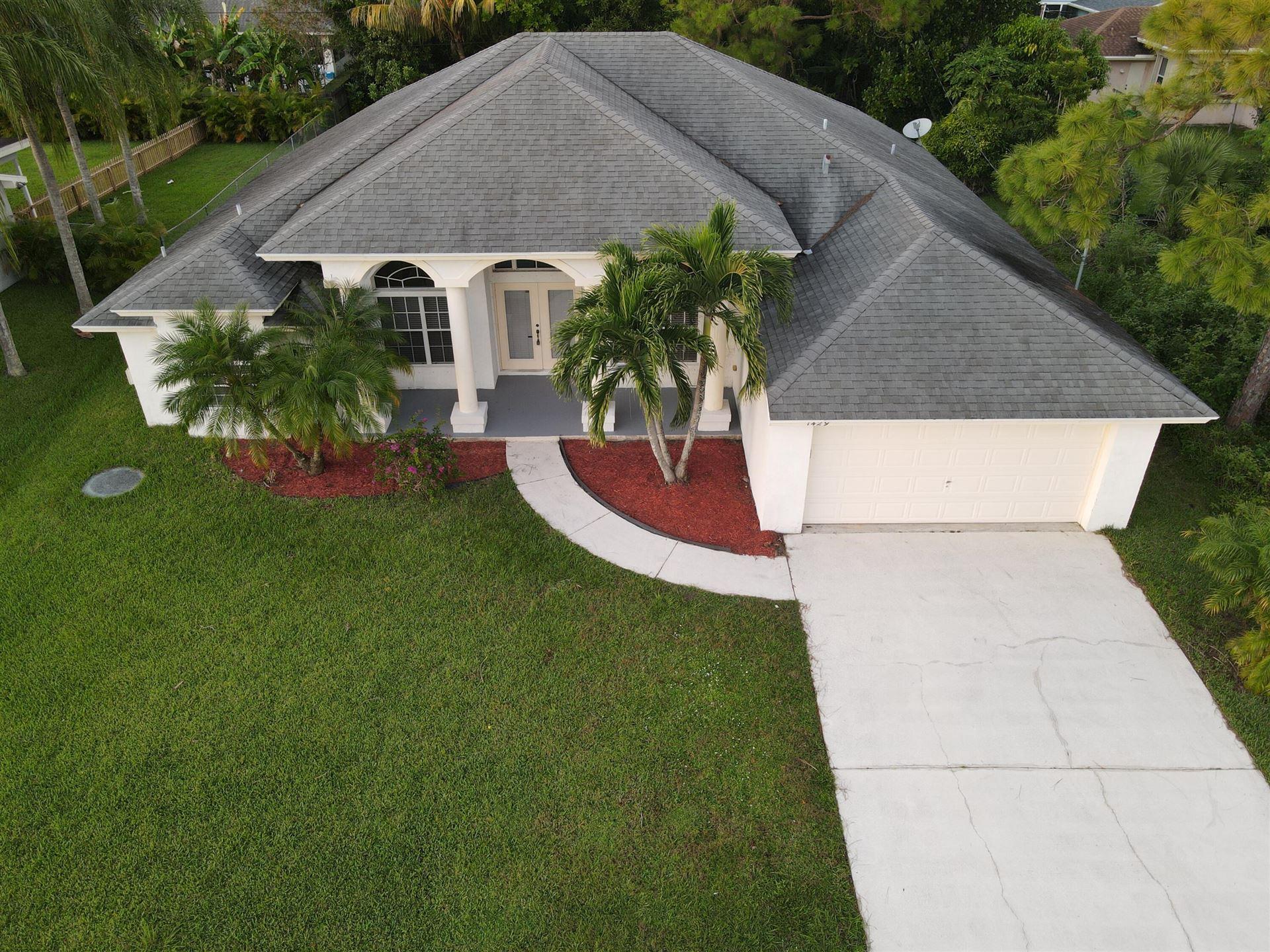 1429 SW Bargello Avenue, Port Saint Lucie, FL 34953 - #: RX-10753416