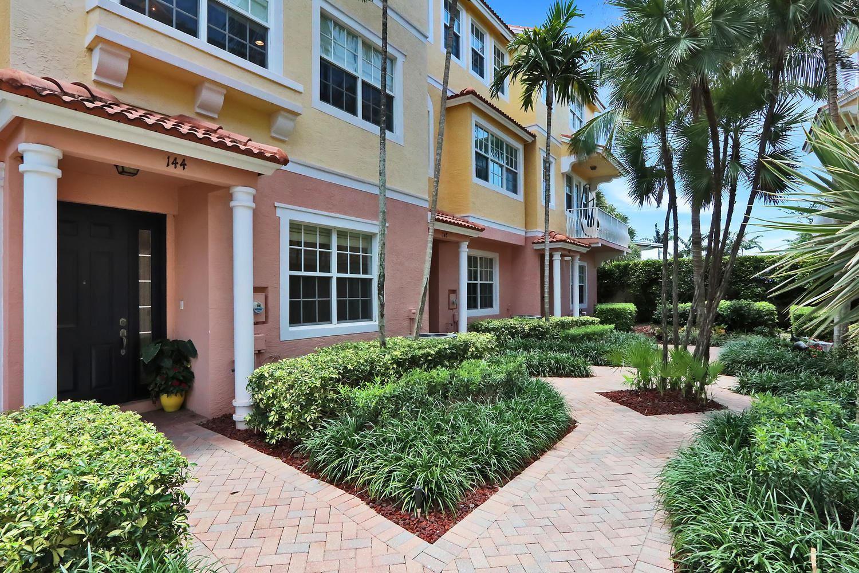 144 Harbors Way, Boynton Beach, FL 33435 - #: RX-10633417