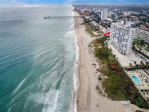 Photo of 3000 S Ocean Boulevard #305, Boca Raton, FL 33432 (MLS # RX-10733418)