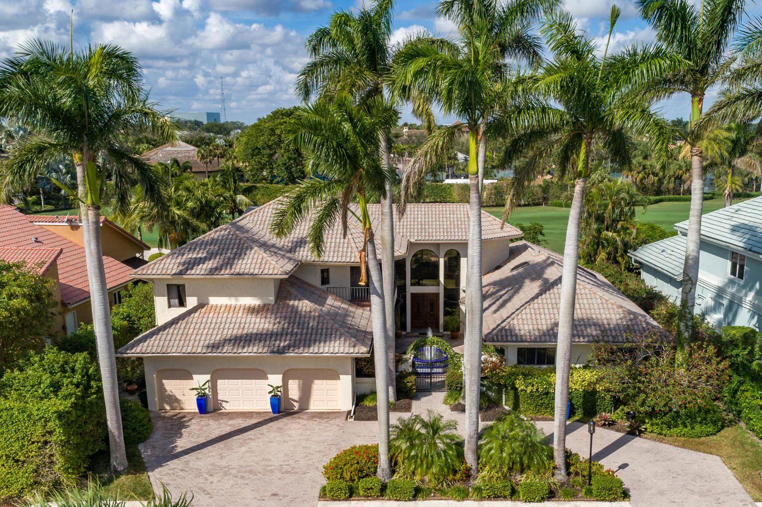 7339 Mandarin Drive, Boca Raton, FL 33433 - #: RX-10639418