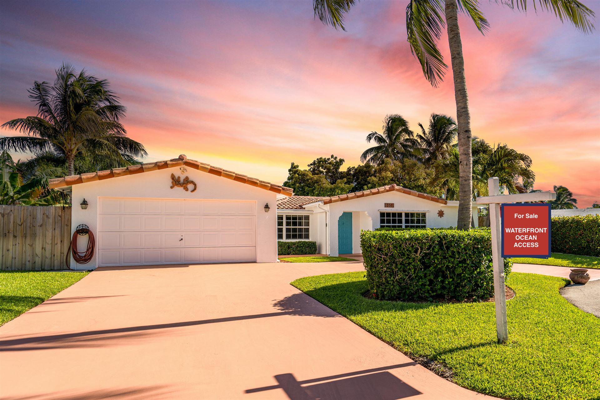 350 SW 14th Place, Boca Raton, FL 33432 - #: RX-10728418