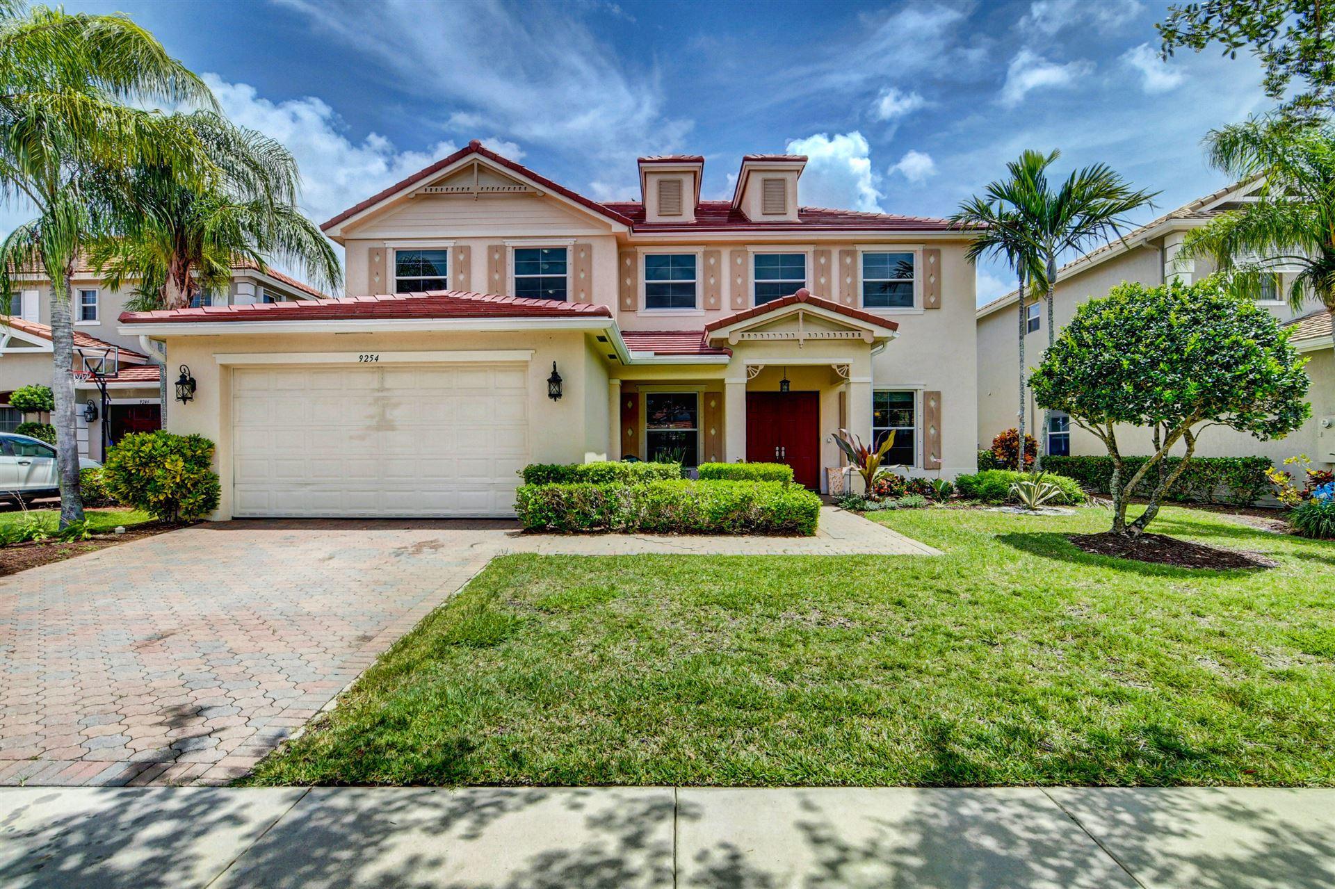 9254 Plantation Estates Drive, Royal Palm Beach, FL 33411 - MLS#: RX-10729418