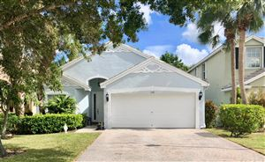 Photo of 122 Canterbury Place, Royal Palm Beach, FL 33414 (MLS # RX-10516419)
