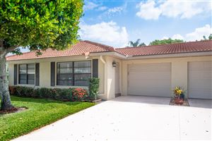 Photo of 4465 Pandanus Tree Road #A, Boynton Beach, FL 33436 (MLS # RX-10546419)