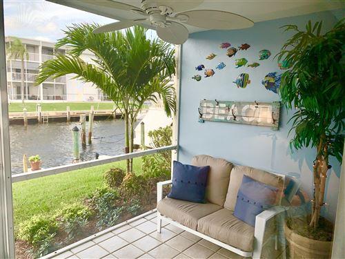 Photo of 121 Wettaw Lane #111, North Palm Beach, FL 33408 (MLS # RX-10711419)