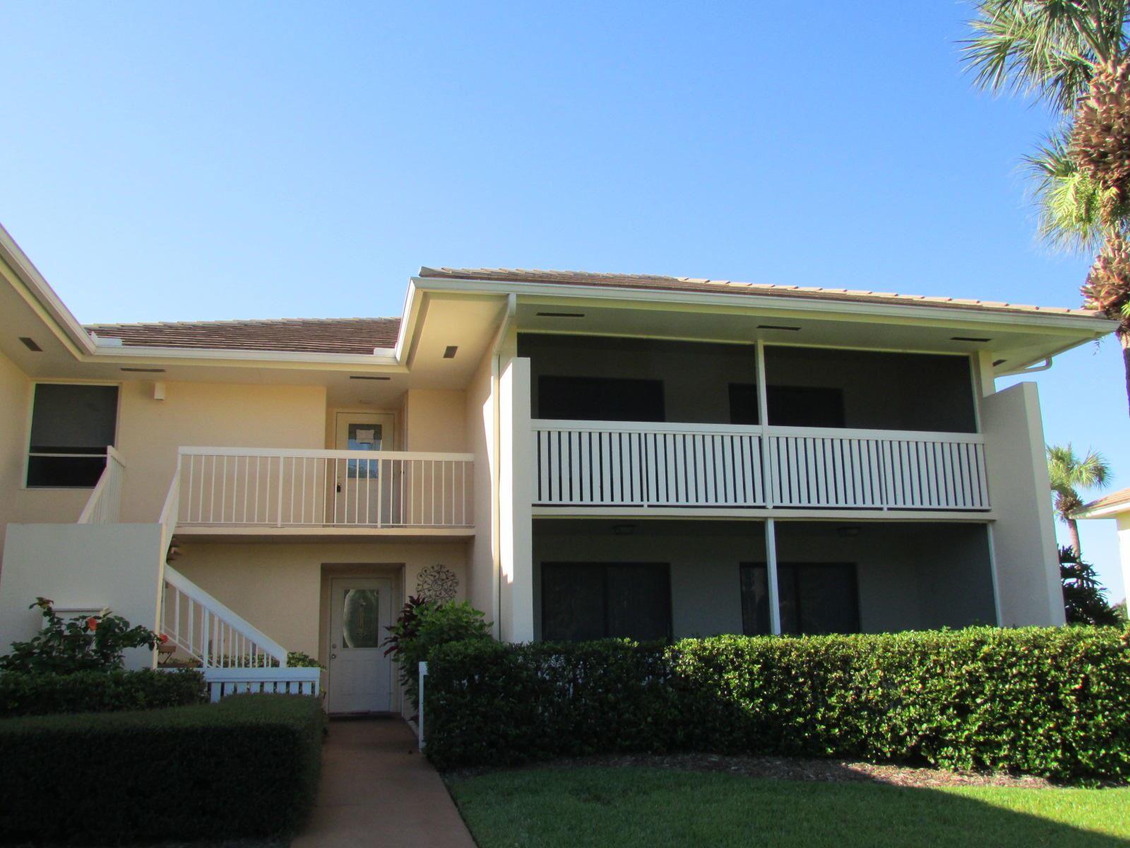 Photo of 4061 SW Parkgate Boulevard #1-8, Palm City, FL 34990 (MLS # RX-10620419)