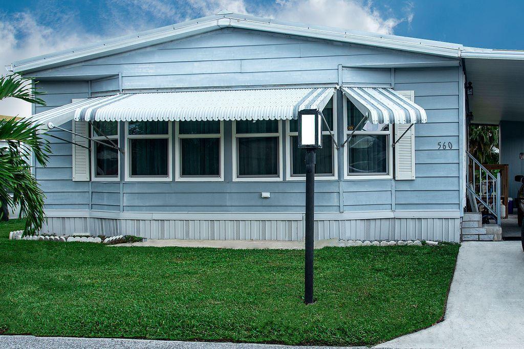 560 Barb Ann Lane, Fort Pierce, FL 34952 - #: RX-10663419