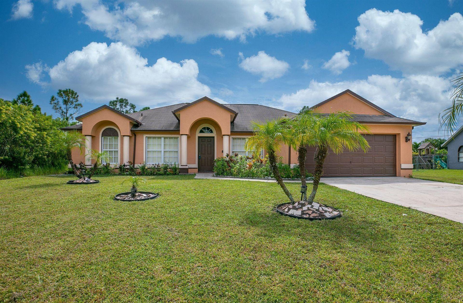 2466 SW Angus Avenue, Port Saint Lucie, FL 34953 - #: RX-10664419