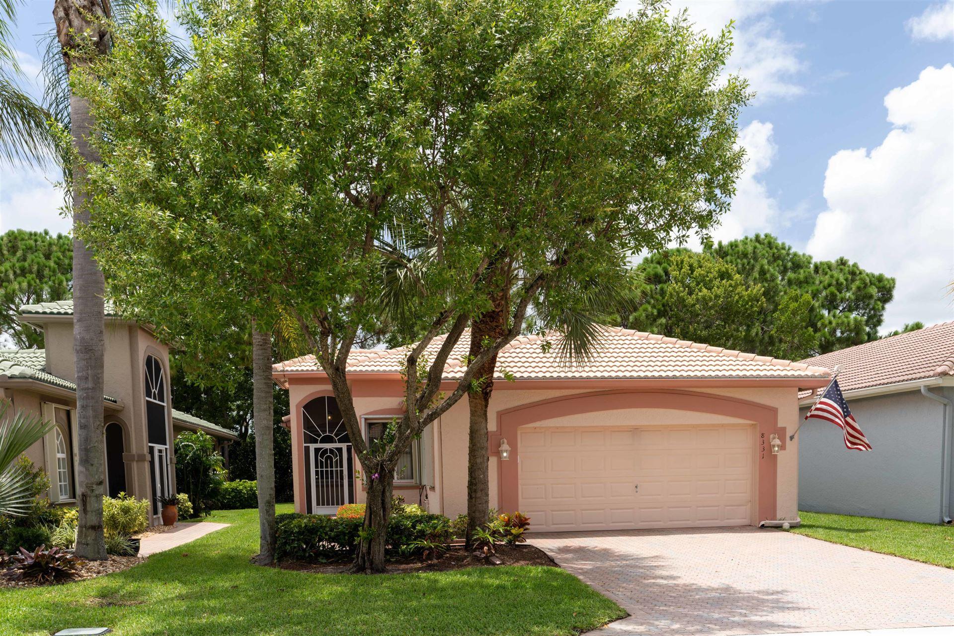 8331 Siciliano Street, Boynton Beach, FL 33472 - MLS#: RX-10731419