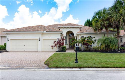 Photo of 2519 SW Bridgeview Terr Terrace, Palm City, FL 34990 (MLS # RX-10637420)