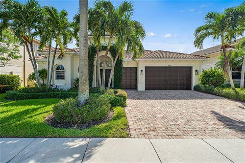 Foto de inmueble con direccion 804 Floret Drive Palm Beach Gardens FL 33410 con MLS RX-10650420
