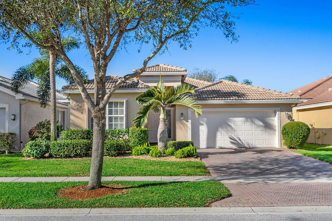 6850 Longmont Point, Boynton Beach, FL 33437 - #: RX-10605420