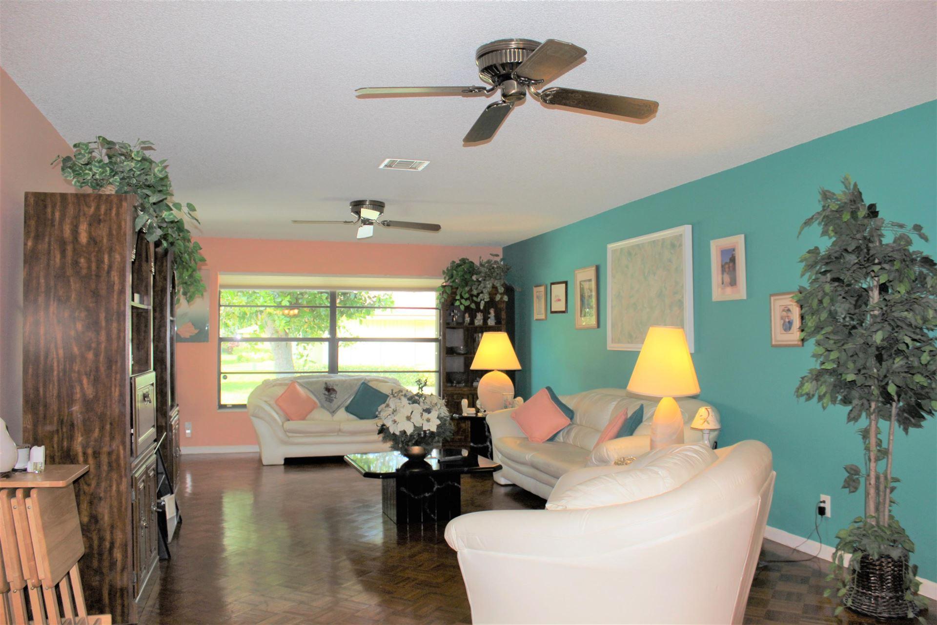 Photo of 9890 Cassia Tree Way #A, Boynton Beach, FL 33436 (MLS # RX-10623420)