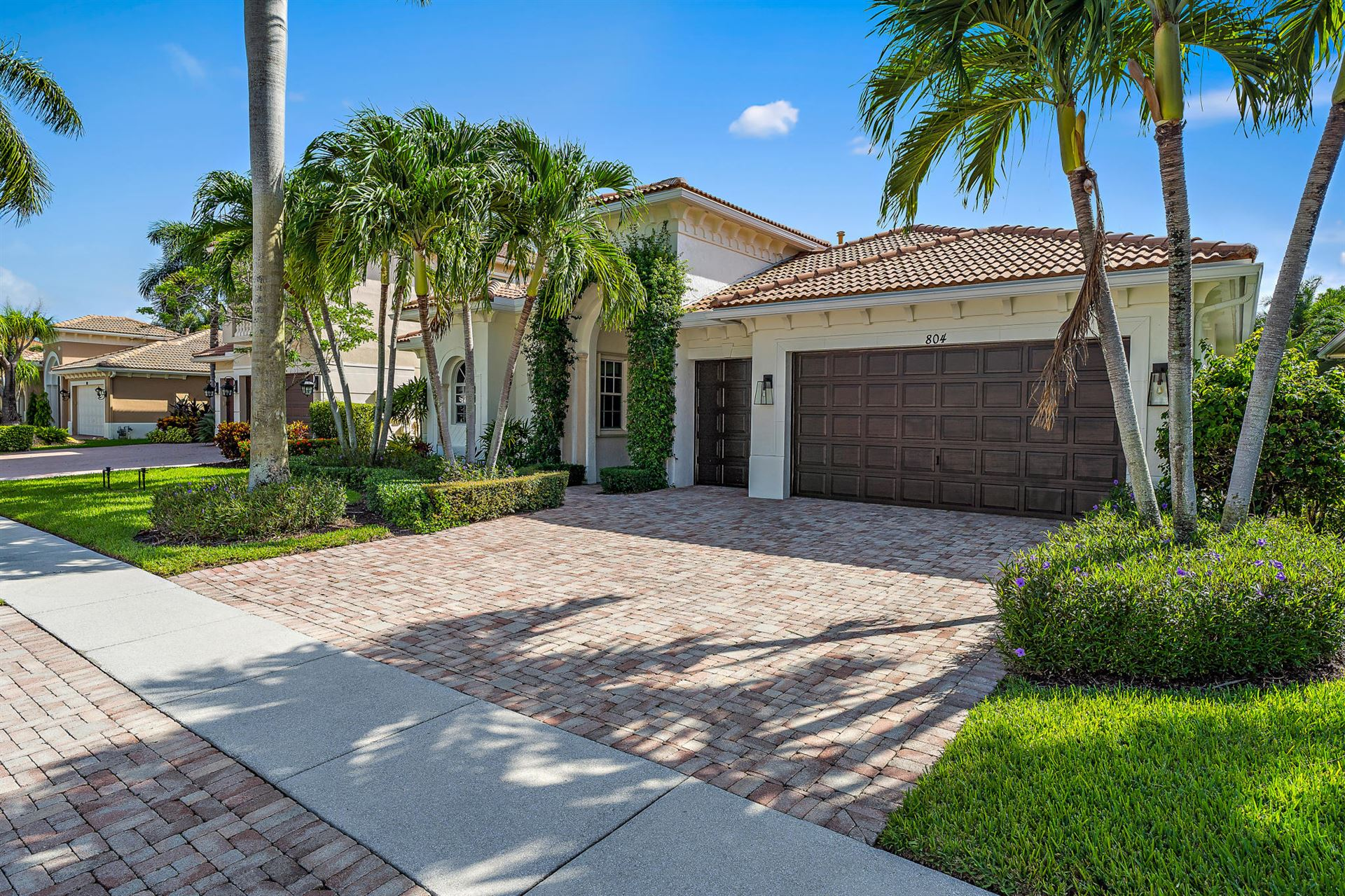 Photo of 804 Floret Drive, Palm Beach Gardens, FL 33410 (MLS # RX-10650420)