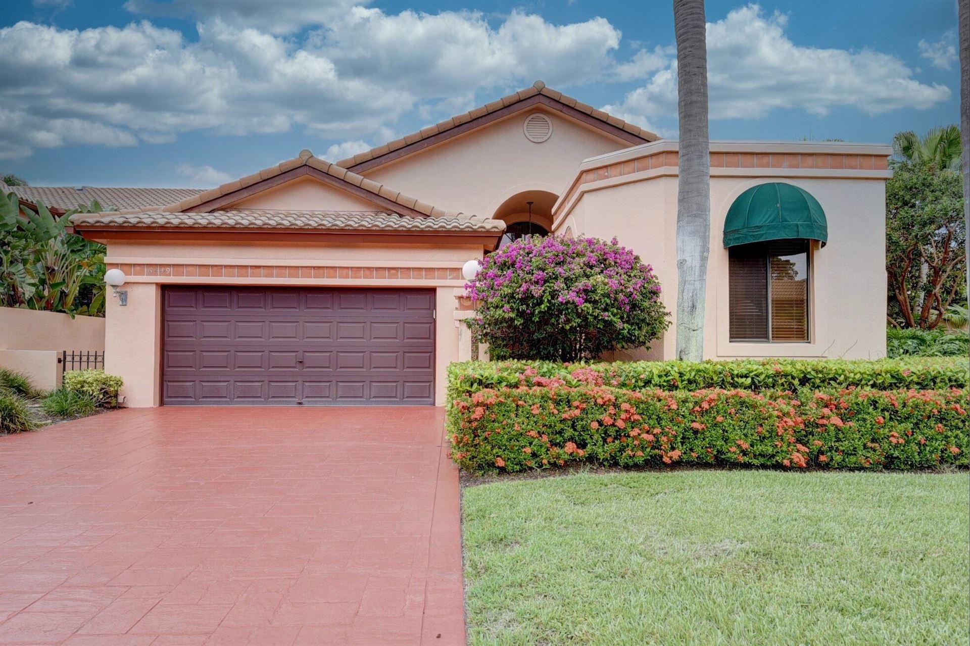 Photo of 6449 Via Rosa, Boca Raton, FL 33433 (MLS # RX-10726420)