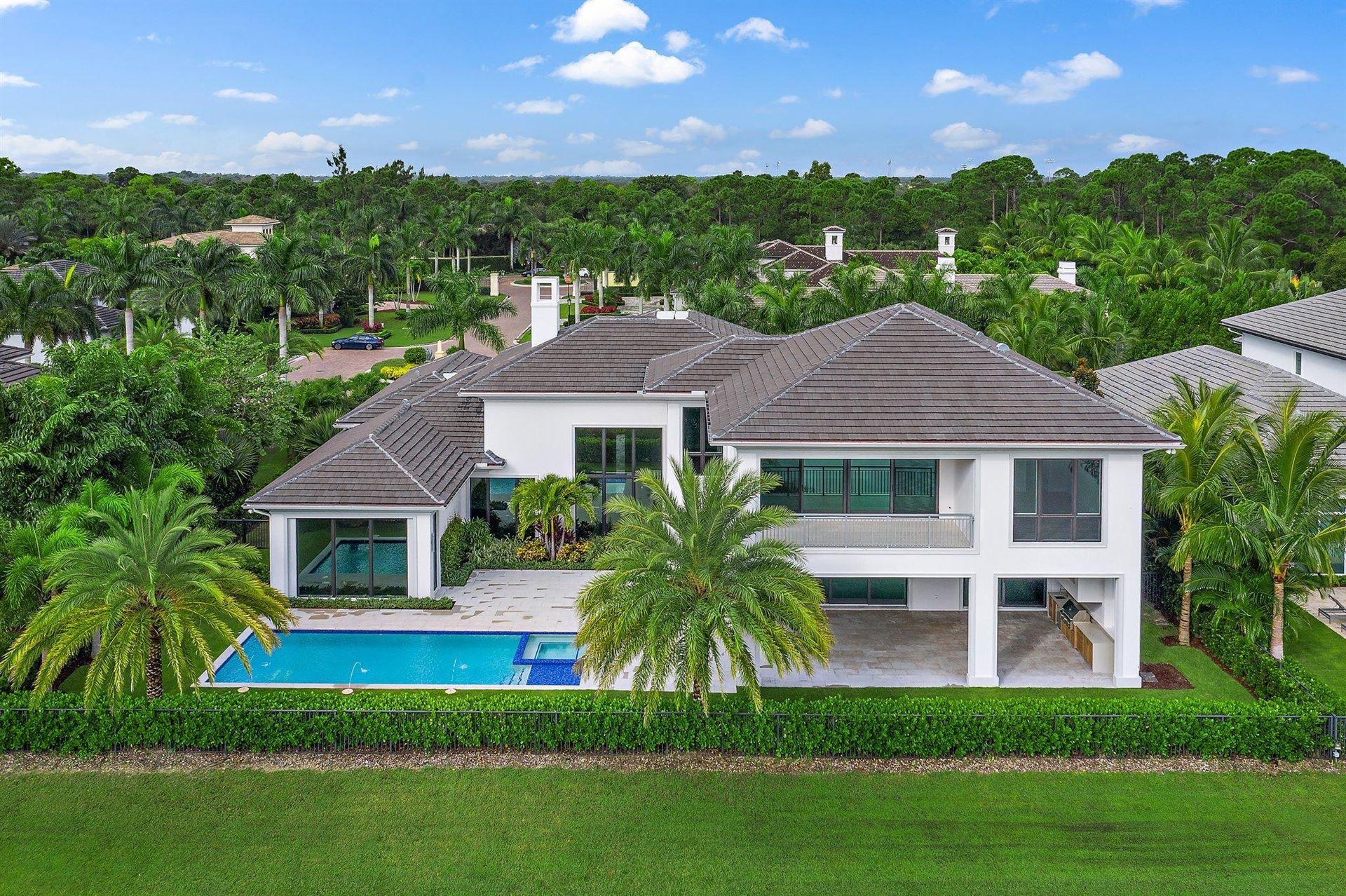 Photo of 12037 Corozo Court, Palm Beach Gardens, FL 33418 (MLS # RX-10669421)