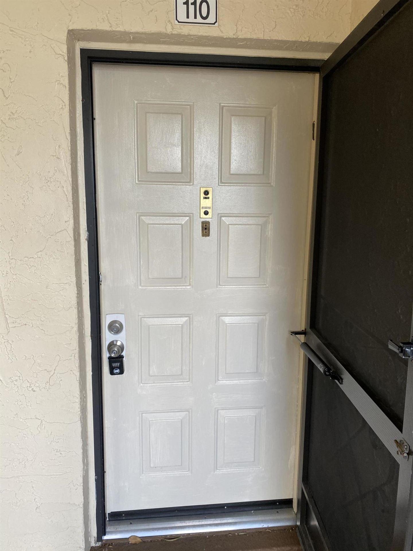 3154 Via Ponciana #110, Lake Worth, FL 33467 - MLS#: RX-10694421