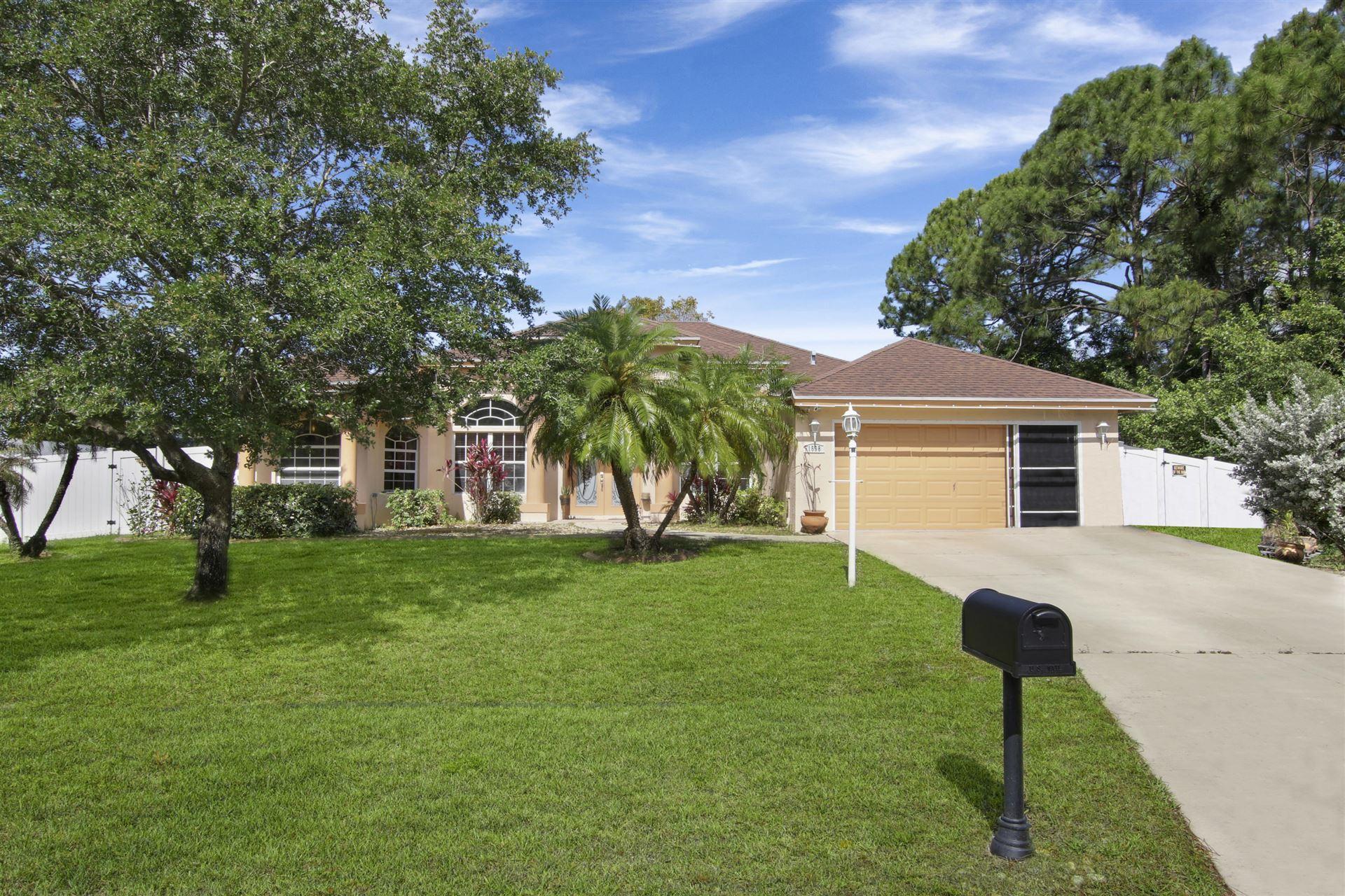 1598 SW Byron Street, Port Saint Lucie, FL 34983 - MLS#: RX-10712421