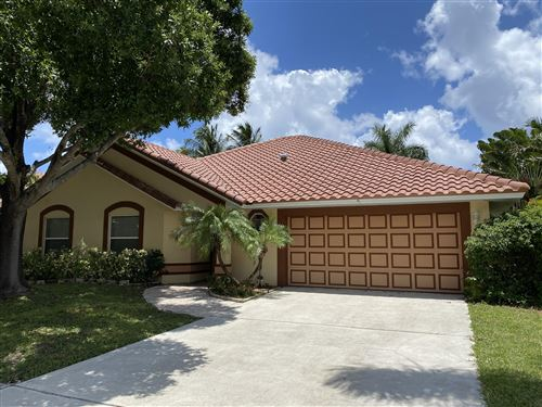 Photo of 7360 Rosewood Circle, Boca Raton, FL 33487 (MLS # RX-10630422)