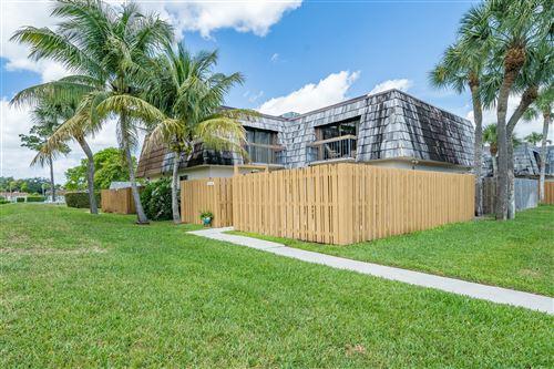 Photo of 4019 Palm Bay Circle #D, West Palm Beach, FL 33406 (MLS # RX-10711422)