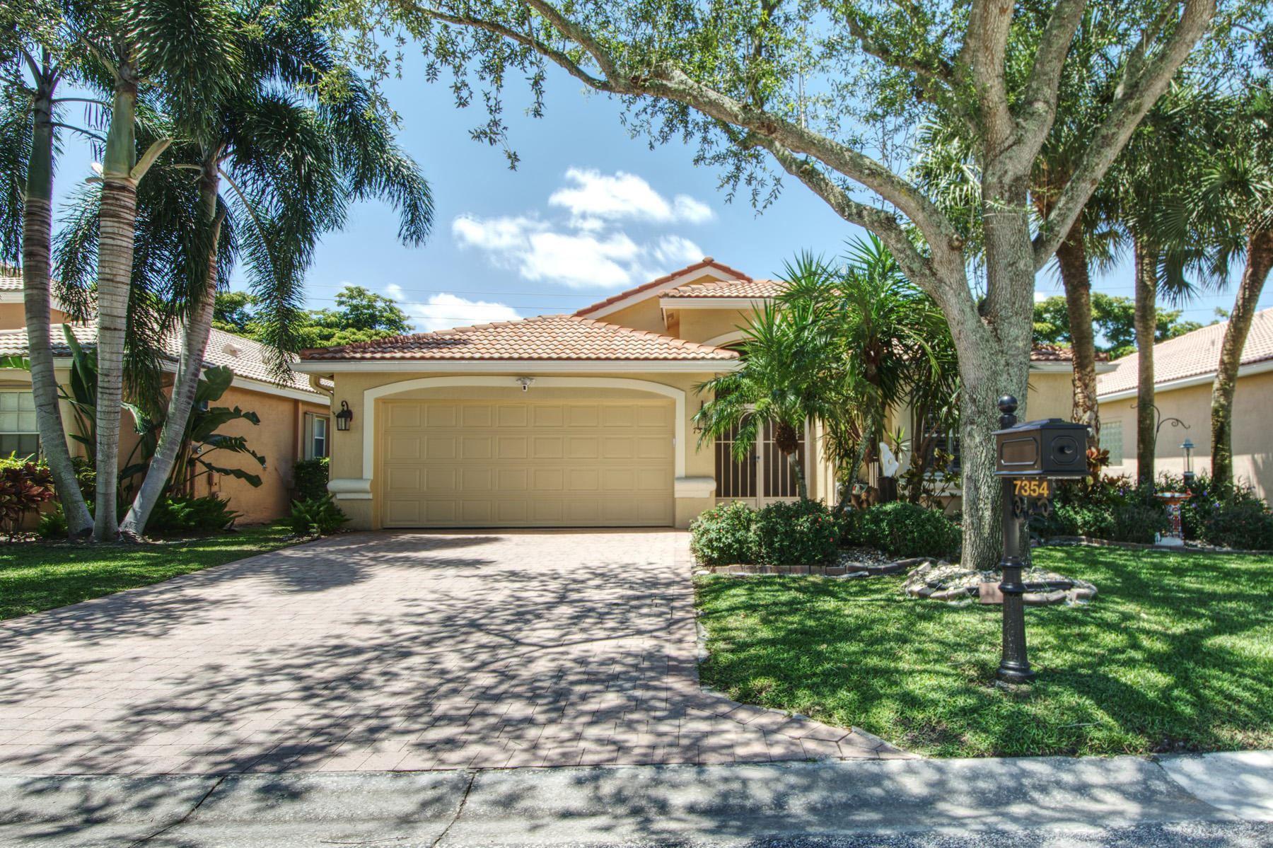 7354 Viale Caterina, Delray Beach, FL 33446 - #: RX-10632422