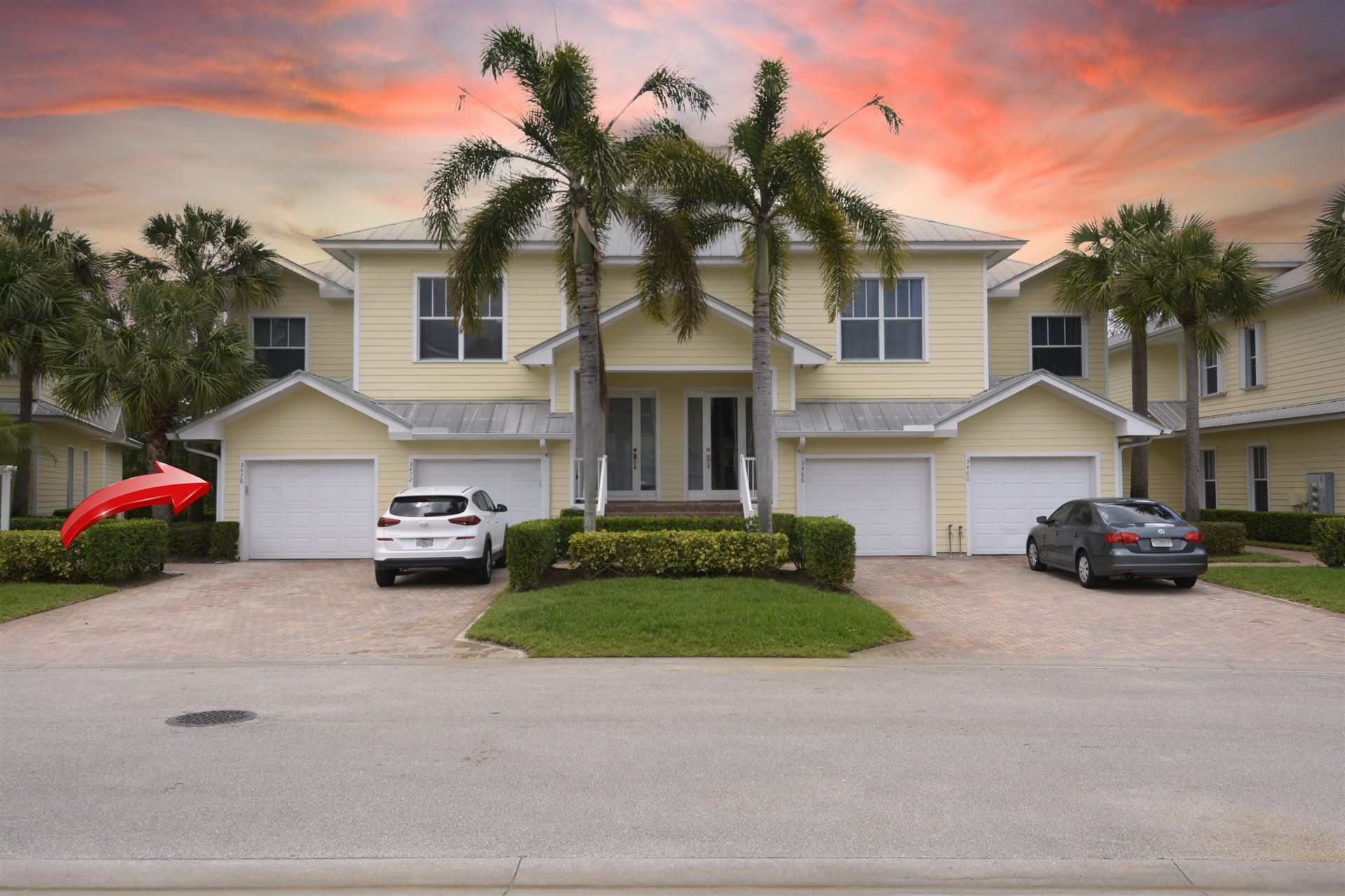 3478 SW Sawgrass Villas Drive #7a, Palm City, FL 34990 - #: RX-10707422