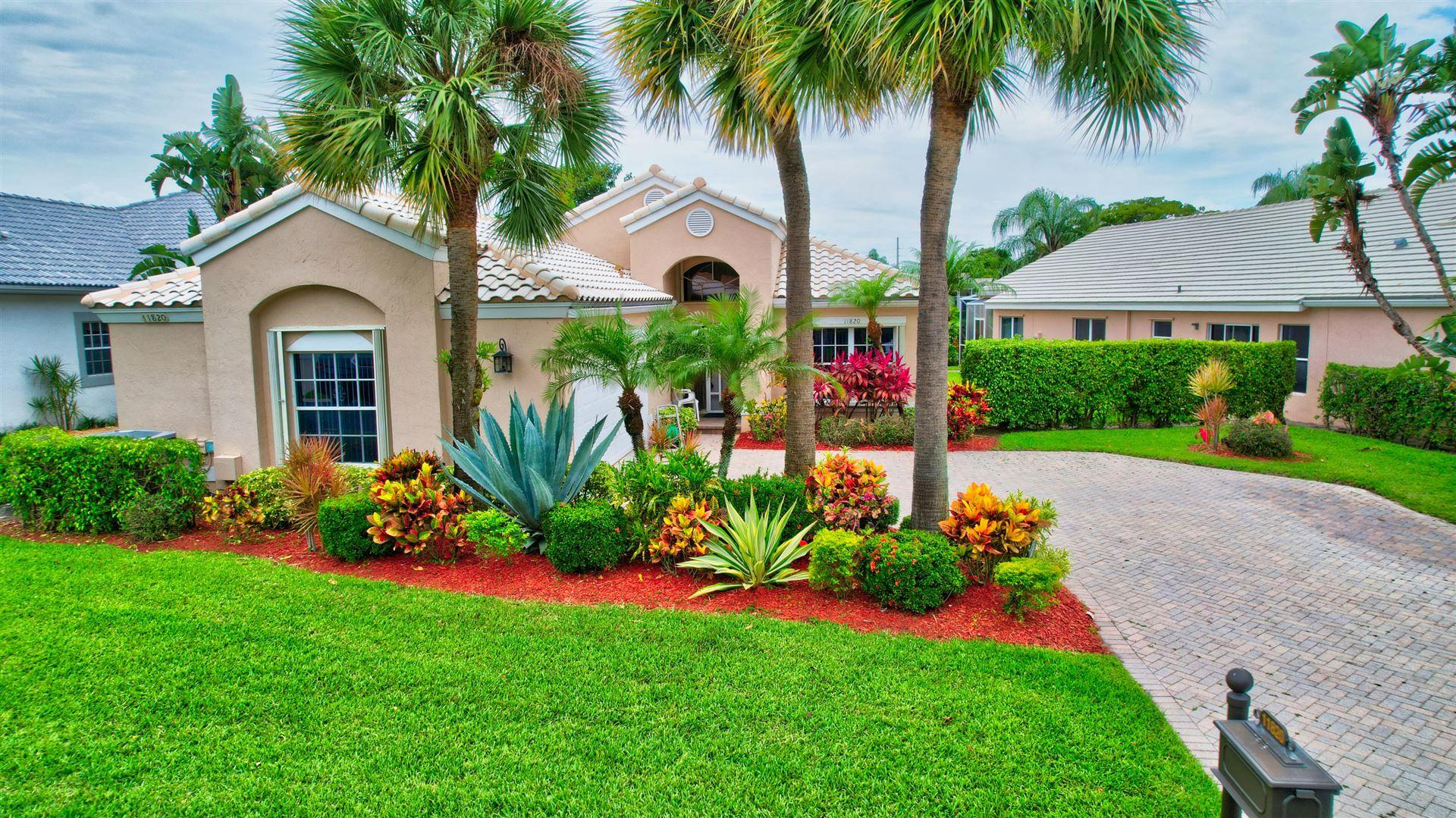 11820 Fountainside Circle, Boynton Beach, FL 33437 - #: RX-10715422