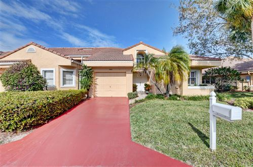 Photo of 11001 Lakemore Lane #C, Boca Raton, FL 33498 (MLS # RX-10595423)
