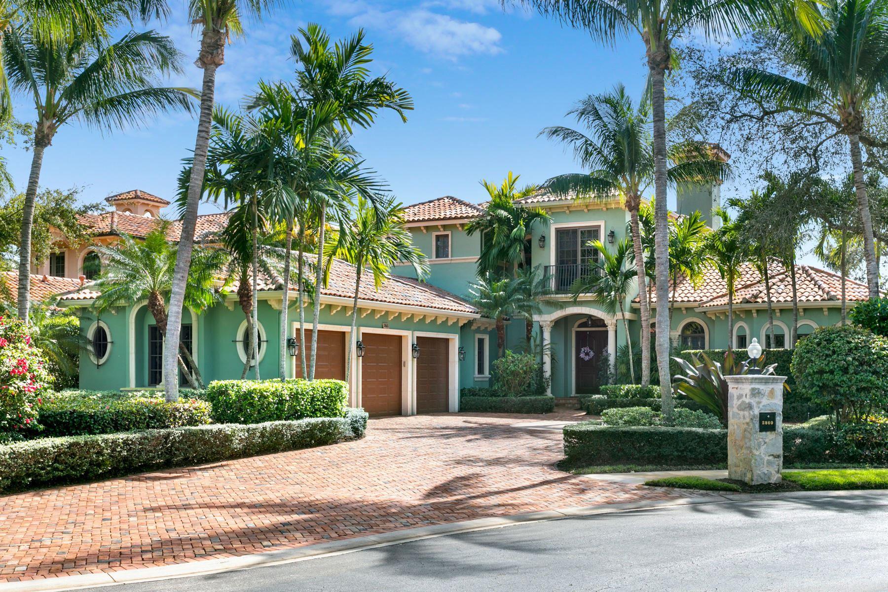 2860 Old Cypress N, Palm Beach Gardens, FL 33410 - #: RX-10600423