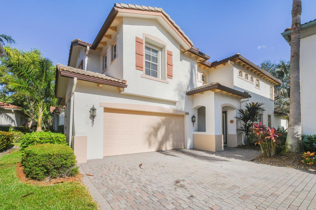 526 Tomahawk Court, Palm Beach Gardens, FL 33410 - #: RX-10673423