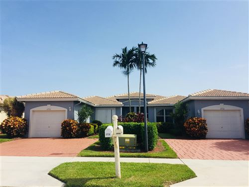 Photo of 5732 Emerald Cay Terrace, Boynton Beach, FL 33437 (MLS # RX-10613424)