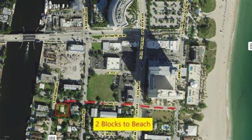 Photo of 200 S Riverside Drive Drive, Pompano Beach, FL 33062 (MLS # RX-10641424)